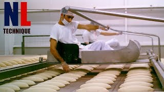 Modern Food Processing Technology with Cool Automatic Machines That Are At Another Level