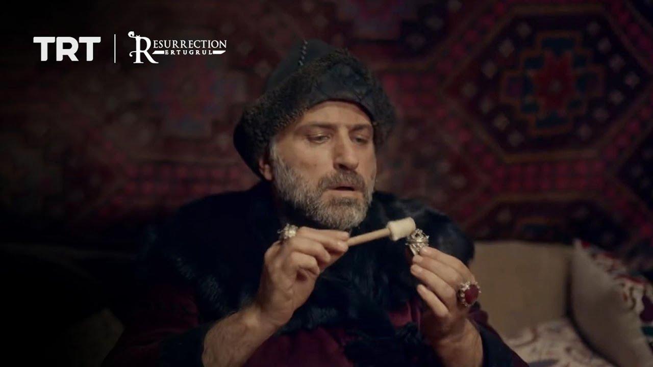 Aytolun and Gumustekin plot to capture Ertugrul