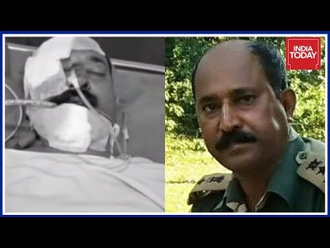 BSF Officer Critical After Cow Smugglers Attacks Him In Tripura | India First
