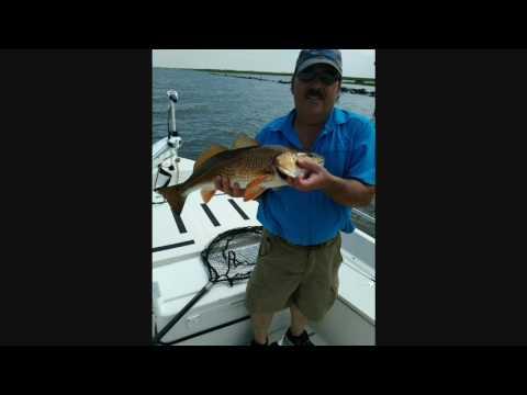 Shell Beach Redfish