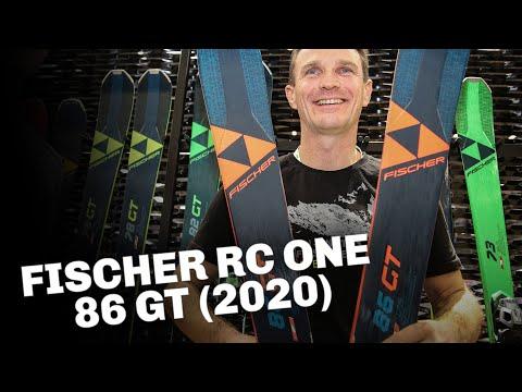 Fischer RC One 86 GT (2020) Skis