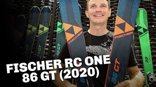 Fischer RC One 86 GT (2020) skis