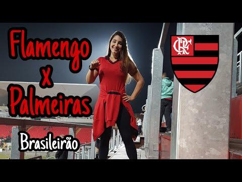 Flamengo x Palmeiras (Ilha)