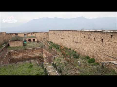 A trip to Hari Parbat Kashmir Fort Part 1