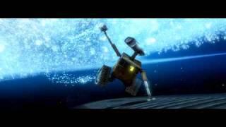Pixar: WALL-E - original 2008 movie trailer (HQ)