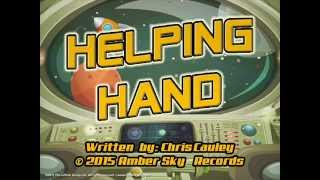 Helping Hand (Lyric Video) - Amber Sky Records