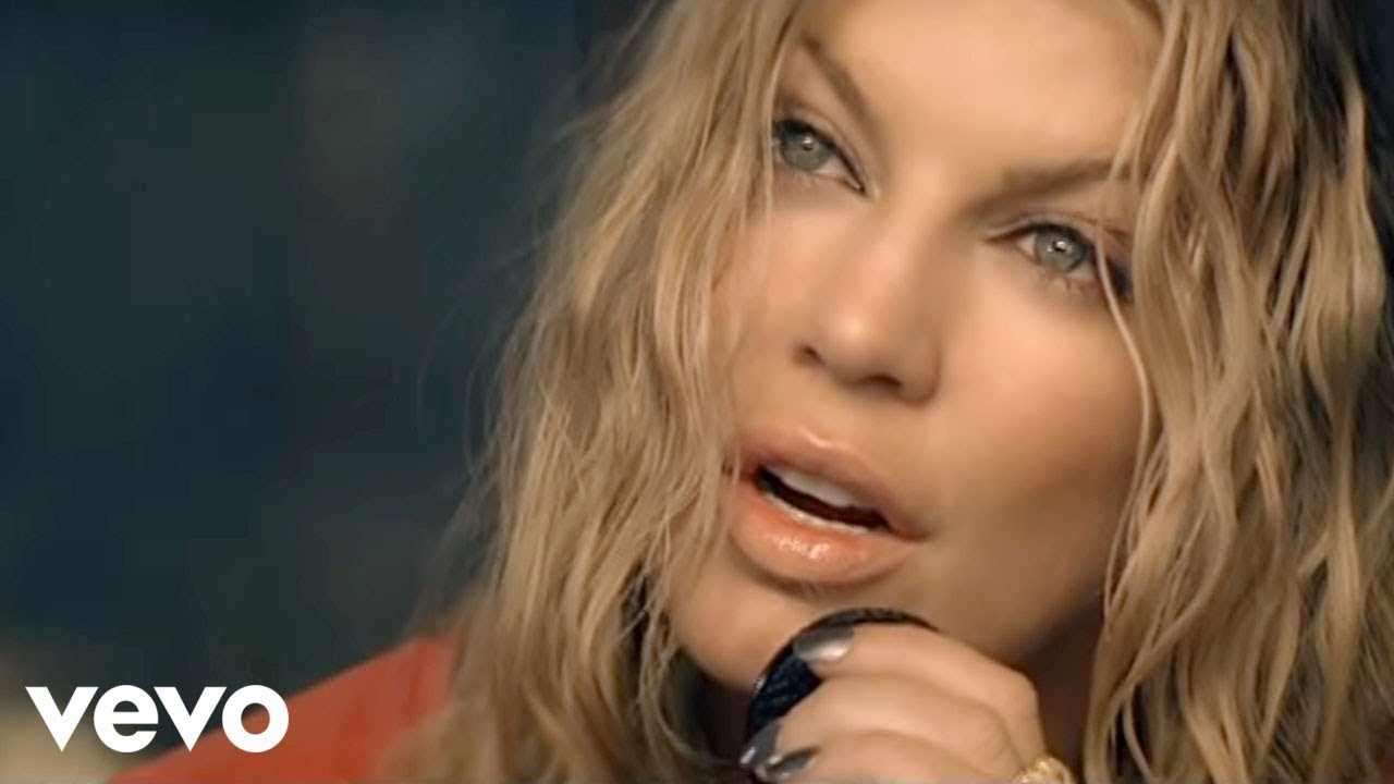 Resultado de imagem para Fergie - Big Girls Don't Cry (Official Music Video)