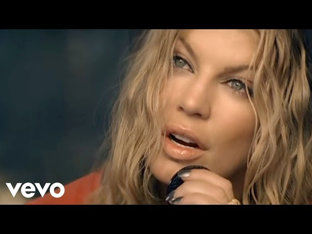Fergie - Big Girls Don't Cry (Official Music Video)