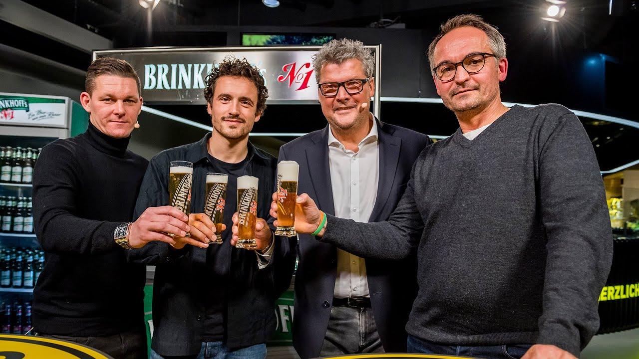 """""""Ein ekliges Spiel, aber ein schöner Sieg"""": Brinkhoff's Ballgeflüster mit Thomas Delaney  Highlights"""