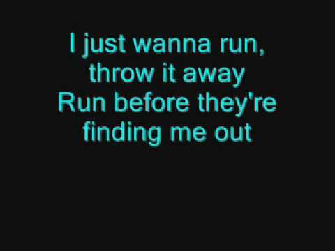 The Downtown Fiction I Just Wanna Run lyrics