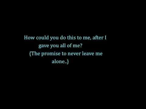 Broken Promises - Q and Dawn + lyrics