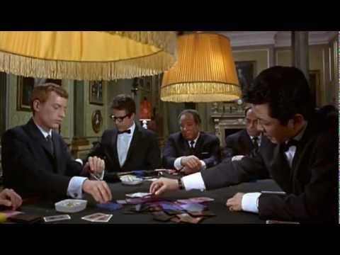 Warren Beatty Plays Poker  pt.1
