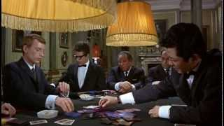 Warren Beatty Plays Poker  pt.1