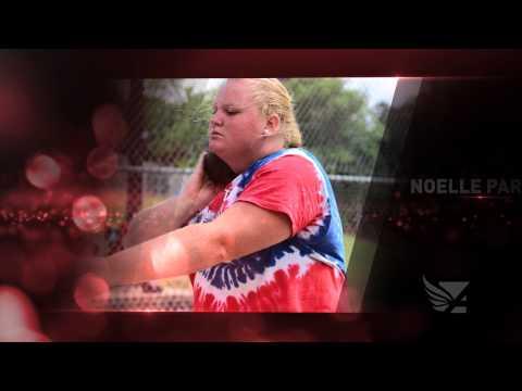 Noelle Parker  Shot Put