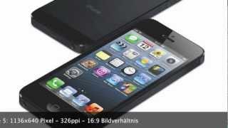 iPhone 5 - Technische Daten, Kamera, Preise, LTE - Alle Infos in einem Video!