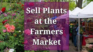 Sell Plants at the Farmers Market