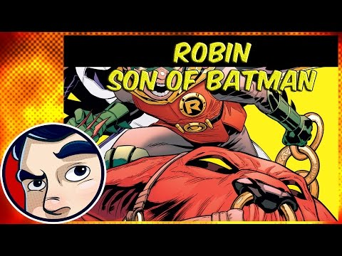 "Robin Son Of Batman ""Year of Blood"" - Complete Story"