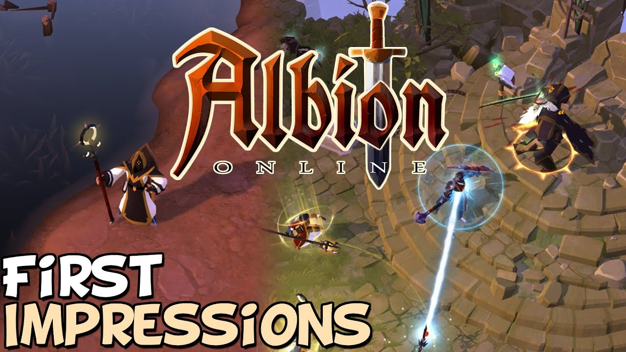 "Albion Online in 2020 ""Is It Worth Playing?"""