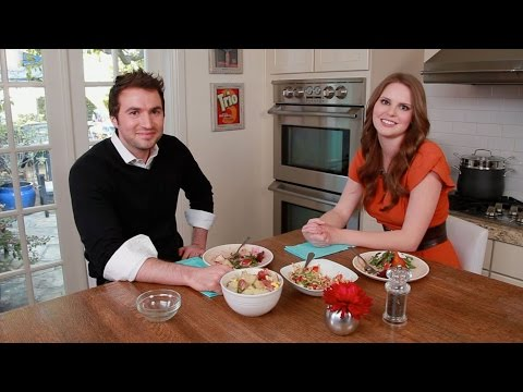 Hearty Salads: Food for Thought Episode 15