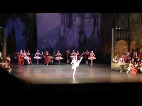 Héloïse Bourdon - Variation de la demoiselle d'honneur - Don Quichotte acte 3