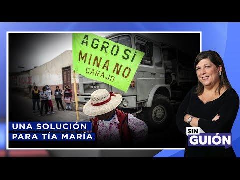 Una solución para Tía María - Sin Guion con Rosa María Palacios