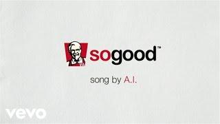 sogood KFCのオリジナルチキンが好きすぎて、ブランドイメージソングを...