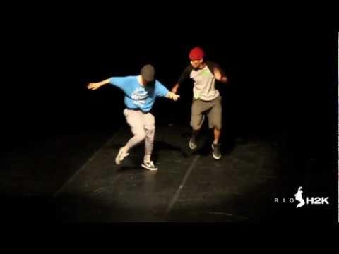Keone & Mariel Madrid - Dangerous By Michael Jackson @ Rio H2K Showcase 2012