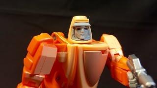 X Transbots Ollie (Transformers Wheelie) Thumbnail