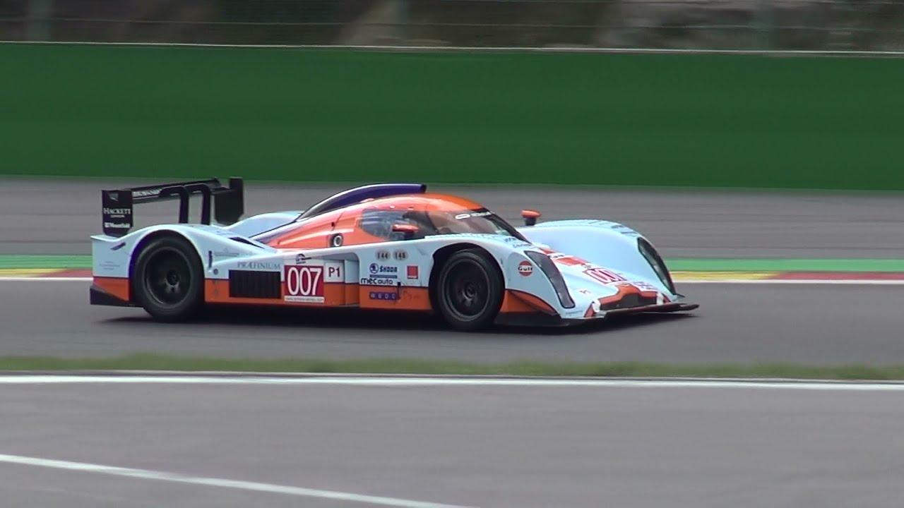 Lola Aston Martin B09 60 V12 Pure Sound Spa Francorchamps 2015 Youtube