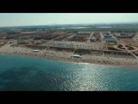 Drone3000 Playa El Mojon, Torre Horadada 160505