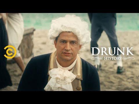 Drunk History Christmas.A Surprising Christmas Story Washington Crossing The
