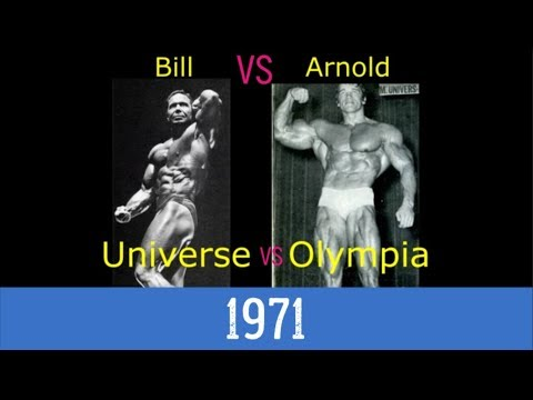 Could Arnold Schwarzenegger have defeated Bill Pearl In 1971? Mr. Olympia vs Mr.Universe