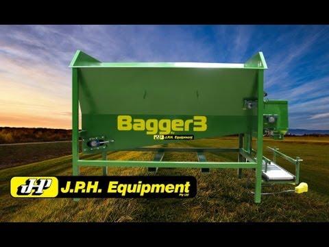 JPH Equipment - Bagger 3  Bagging Unit