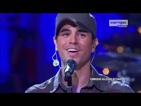 Enrique Iglesias – Nunca Te Olvidaré (en vivo)
