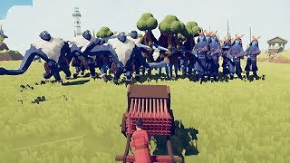 تابز | عربة الأسهم في مواجهة جميع العمالقة! TABS