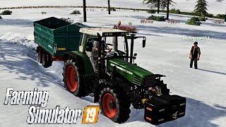 #1 - BLOCCATI DALLA NEVE! NUOVA SERIE! w/Robymel81 - RUSTIC ACRES - FARMING SIMULATOR 19 ITA 4K