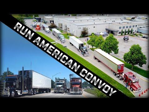 Lincoln Chrome - Run American Convoy
