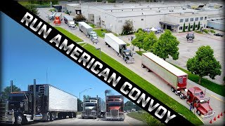 Lincoln Chrome - Run American Convoy