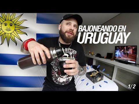 Bajoneando en URUGUAY