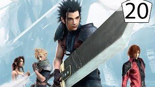 Let's Play: Final Fantasy VII Crisis Core Episode 20