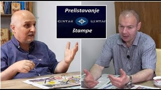 Prelistavanje štampe: Opasna situacija, Vučić će da uništi Srbiju - evo zašto   dr Petrović i D.P.Z.