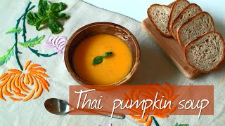 Thai Pumpkin Soup | Video Recipe