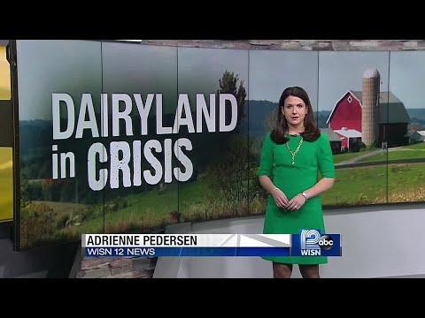 Wisconsin losing dairy farms