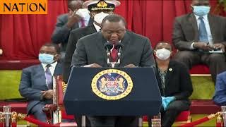 President Uhuru Kenyatta's speech during the BBI report launch