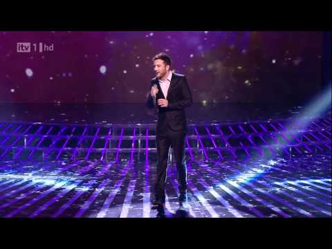 Matt Cardle - When We Collide (Reprise) (X FactorUK 2010 Performance)