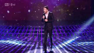 Matt Cardle - When We Collide (Reprise) (X FactorUK 2010 Performance)