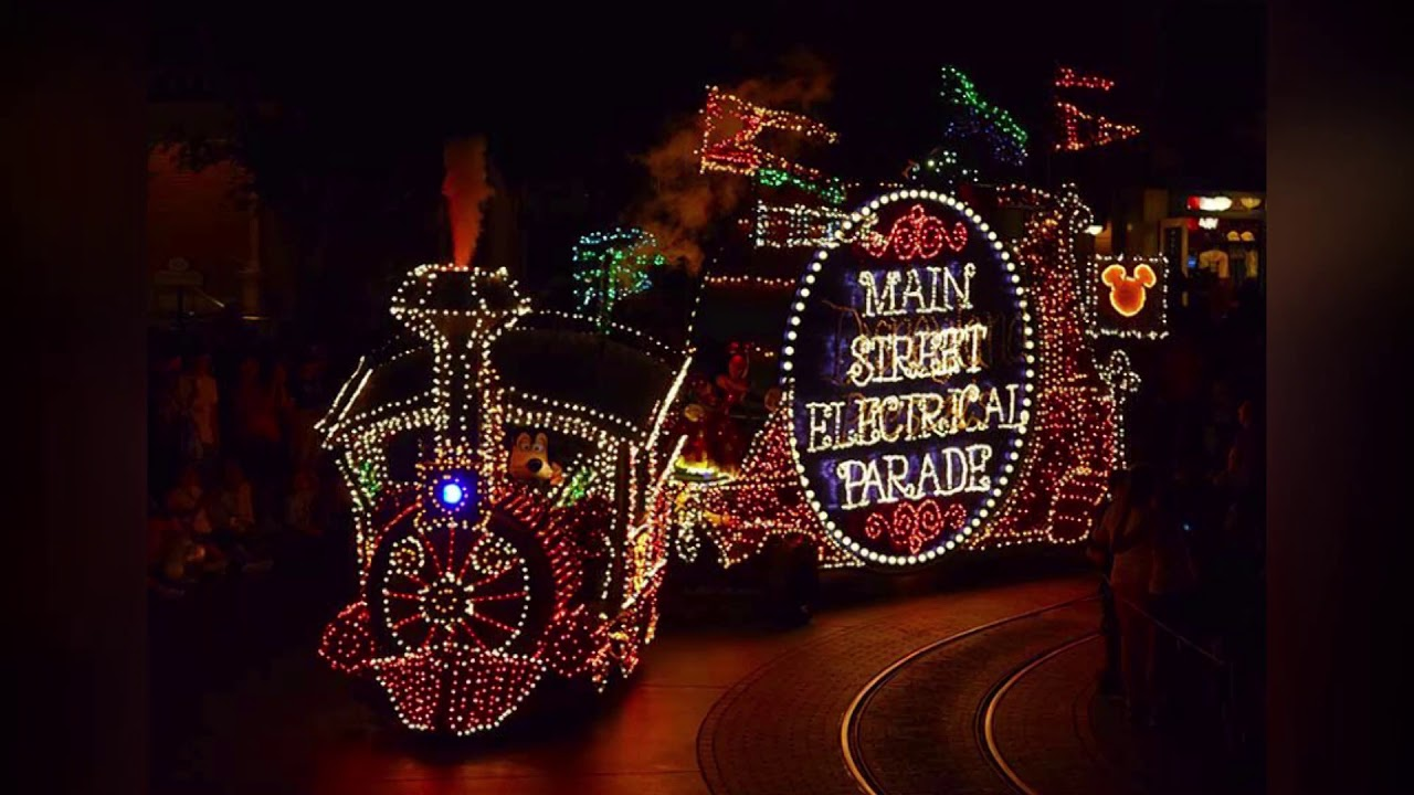 Download Main Street Electrical Parade Modern Music Loop (Introduction) [10+ Minutes]
