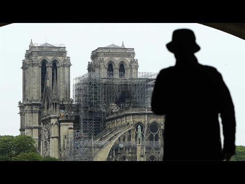 2 Men Arrested for Looting at Notre Dame Cathedral