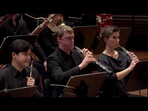 Weimar University Orchestra performs Beethoven's Symphony No. 5 in C Minor op. 67