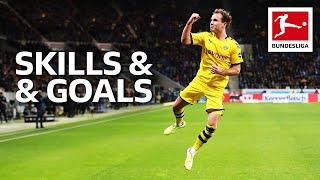 Mario Götze Magical Skills Goals
